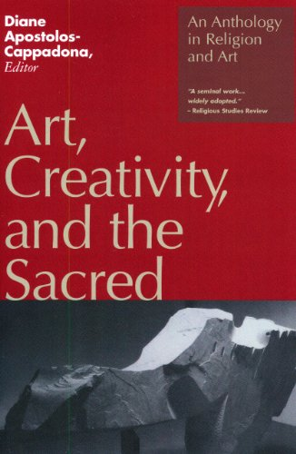 Art, Creativity, and the Sacred An Anthology in Religion and Art 2nd 1995 (Revised) edition cover