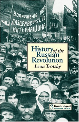 History of the Russian Revolution  Unabridged edition cover