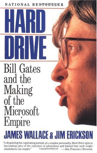 Hard Drive Bill Gates and the Making of the Microsoft Empire N/A edition cover