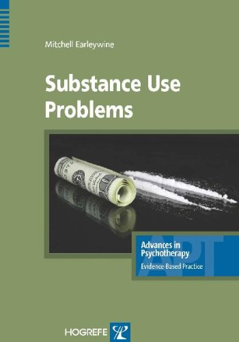 Substance Use Problems   2009 9780889373297 Front Cover