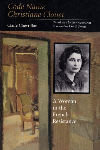 Code Name Christiane Clouet A Woman in the French Resistance N/A 9780890966297 Front Cover