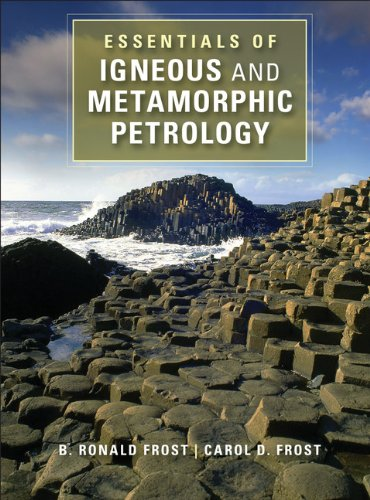 Essentials of Igneous and Metamorphic Petrology   2013 edition cover