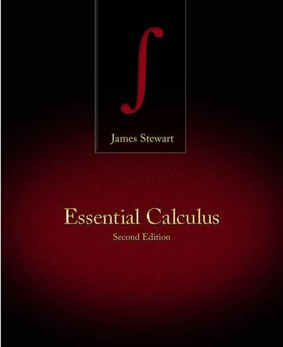 Essential Calculus  2nd 2013 (Revised) 9781133112297 Front Cover