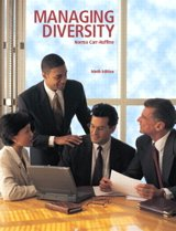 Managing Diversity  9th 2013 edition cover