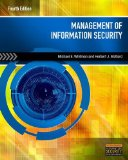 Management of Information Security:   2013 edition cover