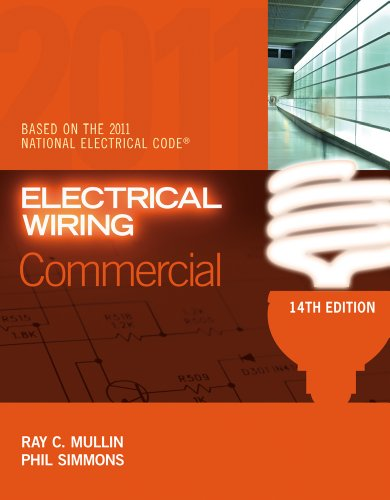 Electrical Wiring Commercial  14th 2012 edition cover