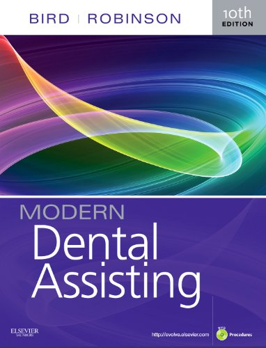 Modern Dental Assisting  10th 2011 edition cover