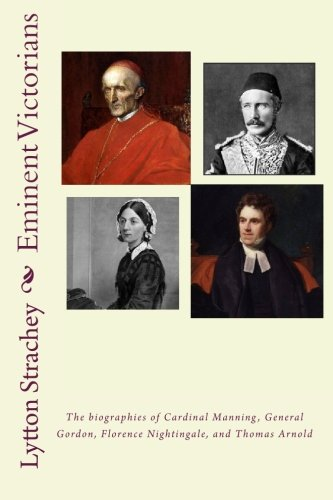 Eminent Victorians  N/A edition cover