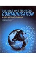 Business and Technical Communication A Guide to Writing Professionally Revised edition cover