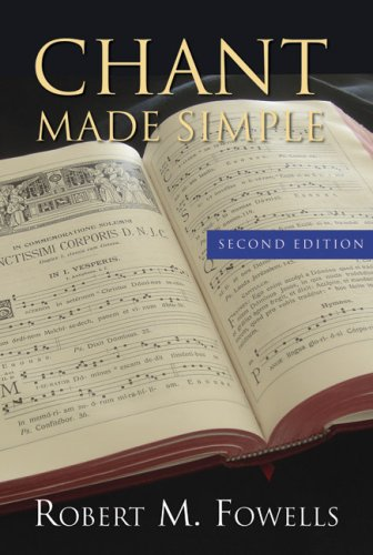 Chant Made Simple  2nd 2007 9781557255297 Front Cover