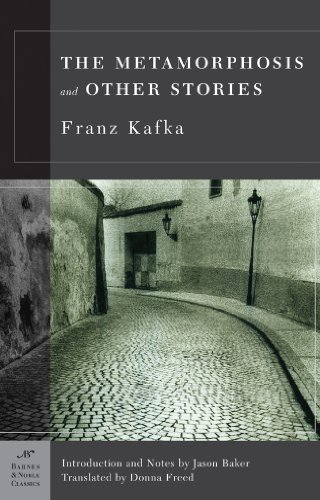 Metamorphosis and Other Stories   2003 edition cover