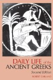 Daily Life of the Ancient Greeks  2nd 2014 edition cover