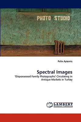 Spectral Images N/A 9783838314297 Front Cover
