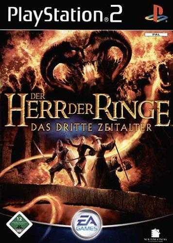 Der Herr der Ringe: Das dritte Zeitalter PlayStation2 artwork
