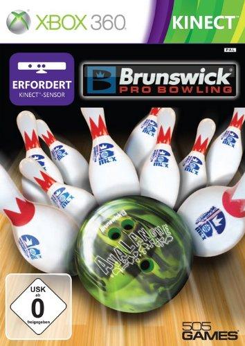 Brunswick Pro Bowling (Italy) Xbox 360 artwork