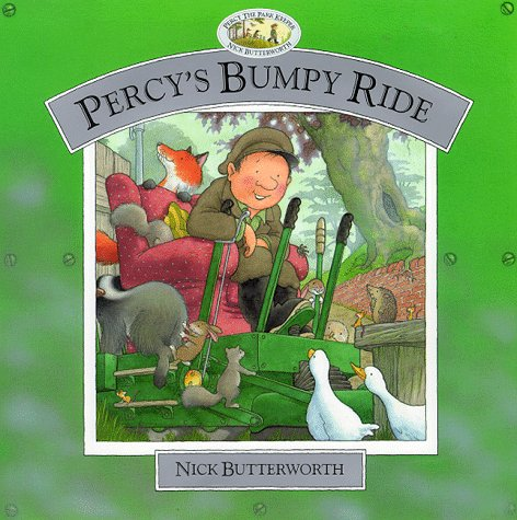 Percy's Bumpy Ride (Percy the Park Keeper) N/A edition cover