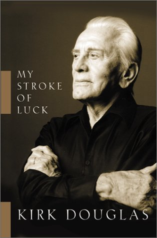 My Stroke of Luck   2002 9780060009298 Front Cover