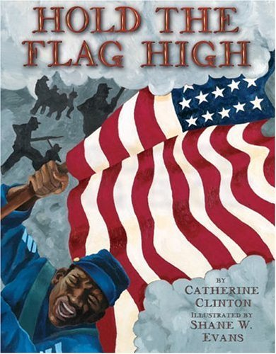 Hold the Flag High   2005 9780060504298 Front Cover