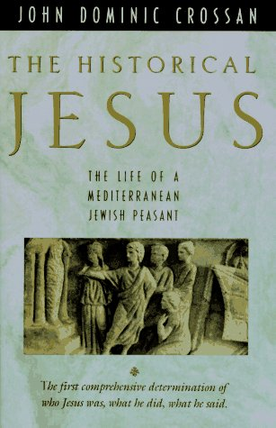 Historical Jesus The Life of a Mediterranean Jewish Peasant  1991 (Reprint) edition cover