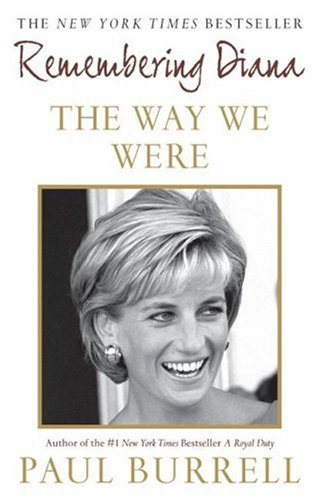 Way We Were Remembering Diana N/A 9780061341298 Front Cover