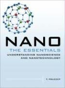 Nano The Essentials - Understanding Nanoscience and Nanotechnology  2008 edition cover