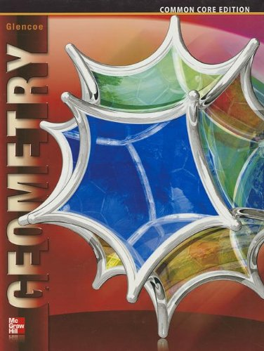 Geometry, Student Edition   2014 (Student Manual, Study Guide, etc.) 9780076639298 Front Cover