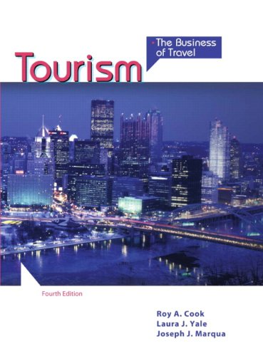 Tourism The Business of Travel 4th 2010 9780137147298 Front Cover