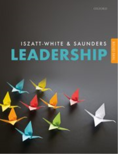 Cover art for Leadership 3rd Edition