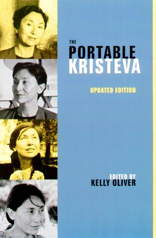 Portable Kristeva  2nd 2002 edition cover