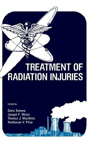 Treatment of Radiation Injuries   1990 9780306437298 Front Cover