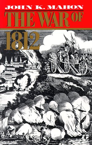 War of 1812  Reprint  9780306804298 Front Cover