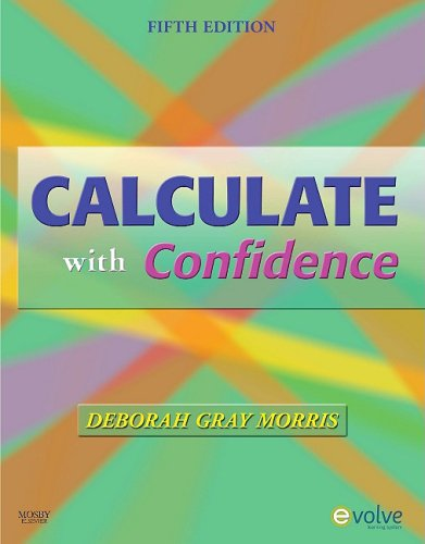 Calculate with Confidence  5th 2009 edition cover