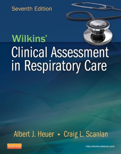 Wilkins' Clinical Assessment in Respiratory Care  7th 2014 edition cover