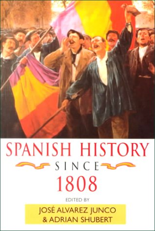 Spanish History since 1808   2000 edition cover
