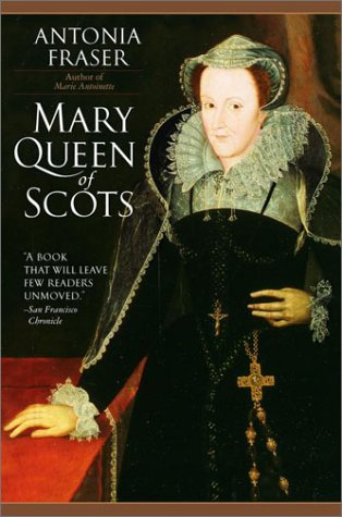 Mary Queen of Scots   2001 edition cover