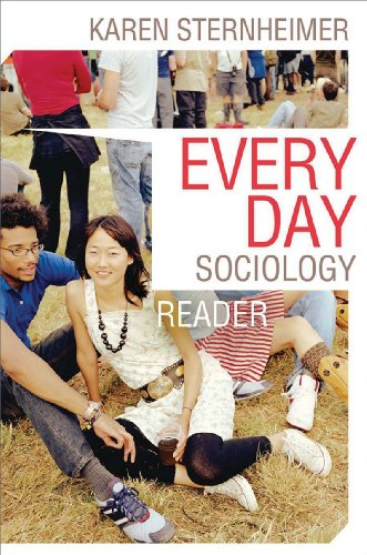 Everyday Sociology Reader   2010 edition cover