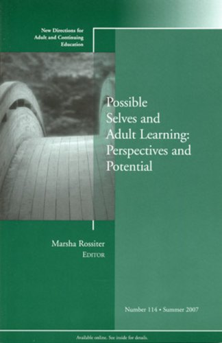 Possible Selves and Adult Learning - Perspectives and Potential   2007 edition cover