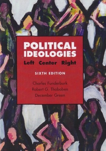POLITICAL IDEOLOGIES N/A edition cover