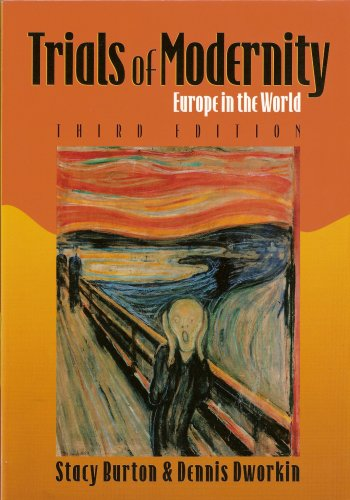Trials of Modernity : Europe in the World 3rd 2001 edition cover
