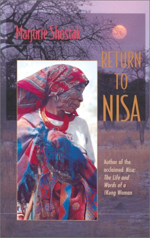 Return to Nisa   2000 edition cover