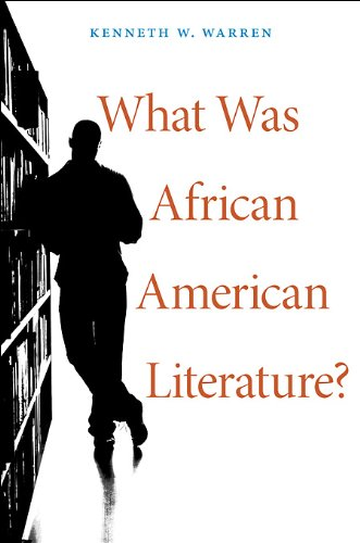 What Was African American Literature?   2011 edition cover