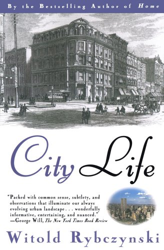 City Life   1996 edition cover