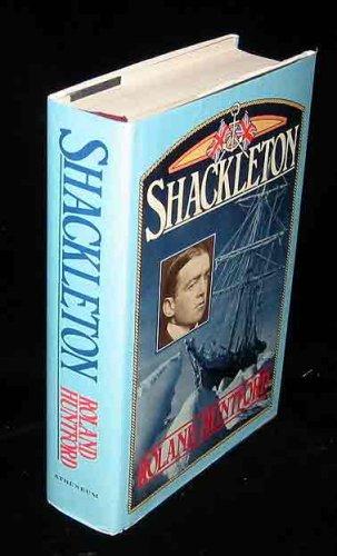 Shackleton N/A 9780689114298 Front Cover