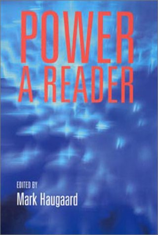 Power - A Reader   2002 9780719057298 Front Cover