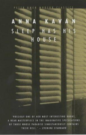 Sleep Has His House   2001 edition cover