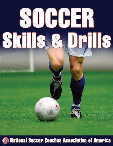 Soccer Skills and Drills   2006 edition cover