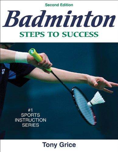 Badminton  2nd 2008 (Revised) edition cover
