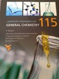 GENERAL CHEM.115-LAB EXP.,REV. >CUSTOM< N/A 9780738052298 Front Cover
