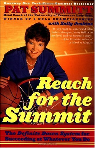 Reach for the Summit  Reprint  edition cover
