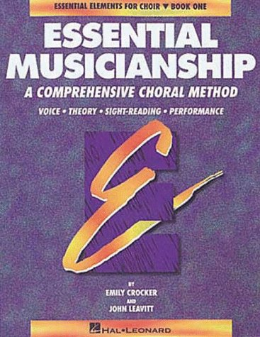 Student Essential Musicianship  1995 edition cover